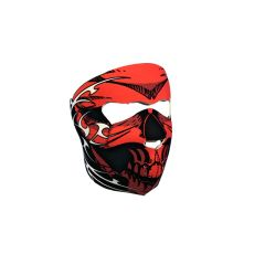 Red Skull Neoprene Facemask