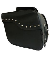 Large Studded Saddle Bag
