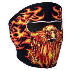 Blazing Eagle Neoprene Facemask