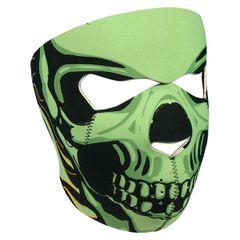 Green Goblin Neoprene Facemask