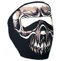 Evil Skull Neprene Facemask