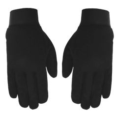Plain Black mechanic Gloves
