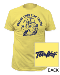 Teen Wolf Beacon Town H.S. Adult T-shirt