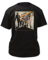 Dickies The Incredible Shrinking Dickies Black Short Sleeve Adult T-shirt