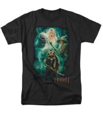 The Hobbit The Battle of the Five Armies Elrond's Crew Adult T-shirt