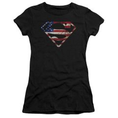 Superman Super Patriot Junior T-shirt