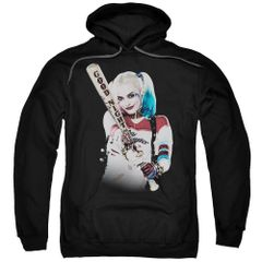 Suicide Squad Bat at You Adult Pull-Over Hoodie
