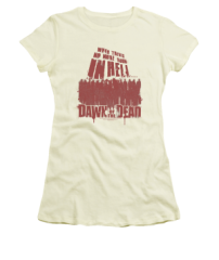 Dawn of the Dead No More Room Junior T-shirt