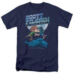 Scott Pilgrim vs The World Lovers T-shirt