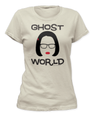 Ghost World Minimal Enid Junior T-shirt