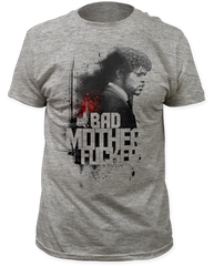 Pulp Fiction Jules Heather Grey Short Sleeve Adult T-shirt
