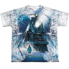 Christmas Polar Express Journey Youth T-shirt