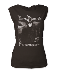 The Damned Phantasamagoria Womens Sleeveless T-shirt