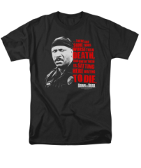 Dawn of the Dead Worse than Death Adult T-shirt