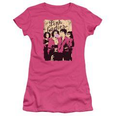 Grease Pink Ladies Junior T-shirt