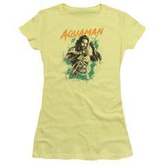 Aquaman Locals Only Banana Short Sleeve Junior T-shirt
