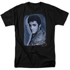 Elvis Presley Overlay T-shirt