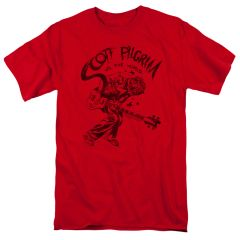 Scott Pilgrim vs The World Rockin T-shirt