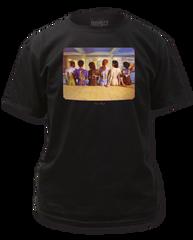 Pink Floyd Back Catalogue Black Short Sleeve Adult T-shirt