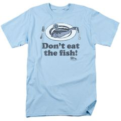 Airplane Don't Eat the Fish T-shirt