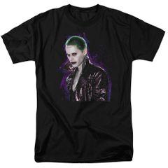 Suicide Squad Joker Stare Adult T-shirt
