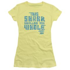 Jaws Swallow You Whole Junior T-shirt