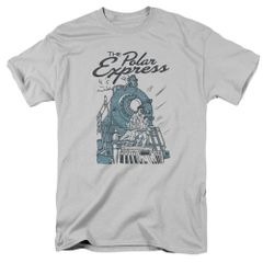 Christmas Polar Express Rail Riders T-shirt