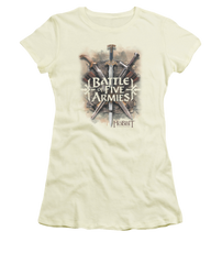 The Hobbit The Battle of the Five Armies Battle of Armies Junior T-shirt