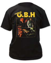G.B.H Catch 23 Black Short Sleeve Adult T-shirt