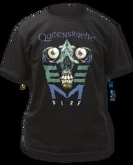 Queensryche Empire Black Short Sleeve Adult T-shirt