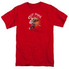 Scott Pilgrim vs The World Scott Poster T-shirt