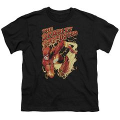 The Flash Scarlet Speedster Youth T-shirt