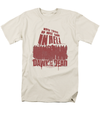 Dawn of the Dead No More Room Adult T-shirt