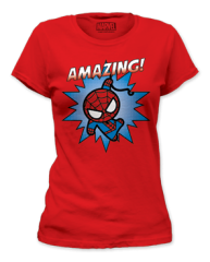 Spiderman Amazing Junior T-shirt