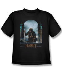 The Hobbit The Battle of the Five Armies Bilbo Poster Youth T-shirt