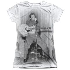 Elvis Presley On Your Toes Junior T-shirt