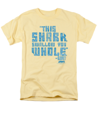 Jaws Swallow You Whole T-shirt