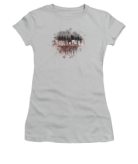 Dawn of the Dead Creeping Shadows Junior T-shirt