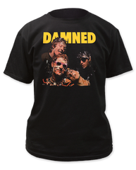 The Damned Damned Damned Damned Adult T-shirt