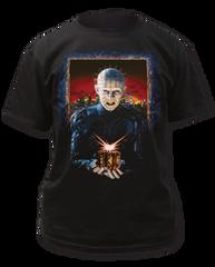 Hellraiser Hell on Earth Black Short Sleeve Adult T-shirt
