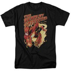 The Flash Scarlet Speedster T-shirt