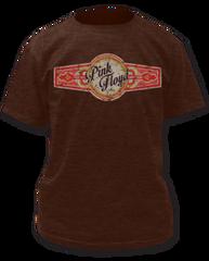 Pink Floyd Have a Cigar Russet Short Sleeve Adult T-shirt