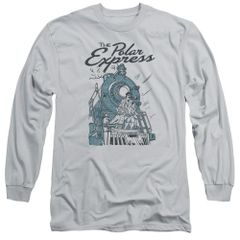 Christmas Polar Express Rail Riders Long Sleeve T-shirt