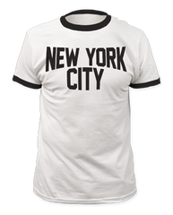 New York City Ringer T-shirt