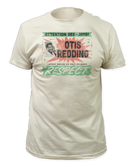 Otis Redding Respect T-shirt
