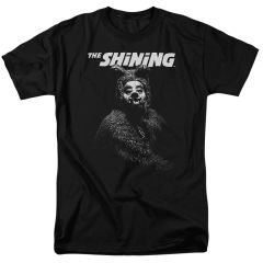 The Shining The Bear Black Short Sleeve Adult T-shirt