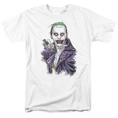 Suicide Squad Blade Adult T-shirt