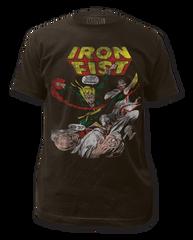 Iron Fist Iron Fist Adult T-shirt