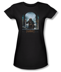 The Hobbit The Battle of the Five Armies Bilbo Poster Junior T-shirt