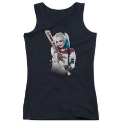Suicide Squad Bat at You Junior Tank Top T-shirt